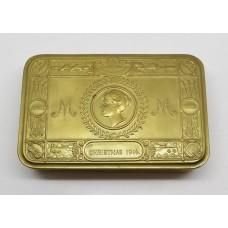 WW1 1914 Princess Mary Christmas Gift Tin