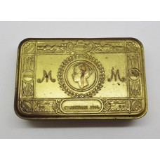 WW1 1914 Princess Mary Christmas Gift Tin