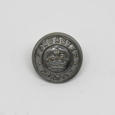 Doncaster Borough Police Button - Queen's Crown (Small)