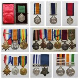 Some new medals listed today...