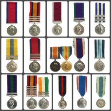 More medals listed this week!