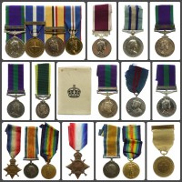 More medals listed today!