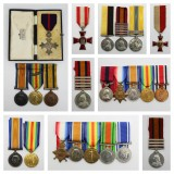 New medals added to the site!