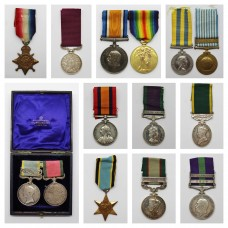 Lots more new medals listed today...