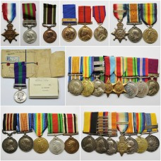 New medals recently added to the site