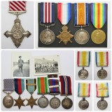 Some great medals listed today...