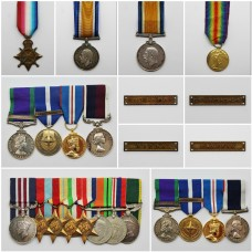 More new medals listed today...