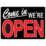 Opening again today (Friday 2nd March)