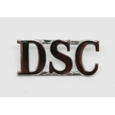Devon Special Constabulary (D.S.C.) Shoulder Title