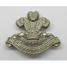 Cheshire Constabulary Shako Badge