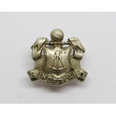 Sunderland Borough Police Collar Badge