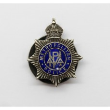 Metropolitan Police Athletics Association M.P.A.A. Enamelled Lape