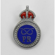 Staffordshire Constabulary Police Reserve Enamelled Lapel Badge -
