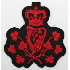 Royal Ulster Constabulary Sergeant's Arm Badge - Queen's Crown