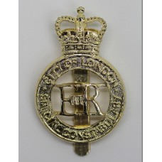 City of London Special Constabulary Anodised (Staybrite) Cap Badge