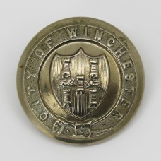 Winchester City Police Button (Large)