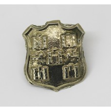 Winchester City Police Collar Badge