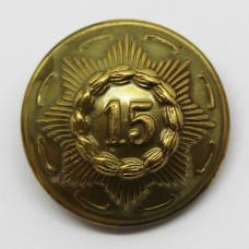 Victorian 15th (York, East Riding) Regiment of Foot Button (Large)