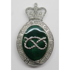 Staffordshire County & Stoke on Trent Constabulary Enamelled
