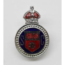 Southampton Police Special Constabulary Enamelled Lapel Badge - K