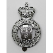 Southampton Police Cap Badge - Queen's Crown
