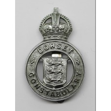 Dorset Constabulary Cap Badge - King's Crown
