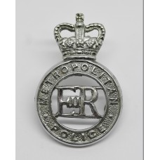 Metropolitan Police Cap Badge - Queen's Crown