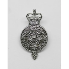 Lancashire Constabulary Collar Badge - Queen's Crown