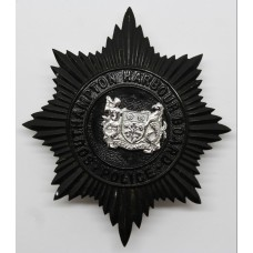 Southampton Harbour Board Police Night Helmet Plate