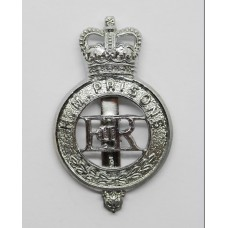 H.M. Prisons Cap Badge - Queen's Crown
