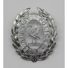 Liverpool Airport Police Cap Badge