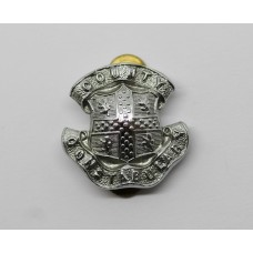 Durham County Constabulary Collar Badge