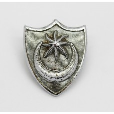 Portsmouth City Police Collar Badge (Chrome)