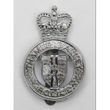 Thames Valley Police Cap Badge - Queen's Crown
