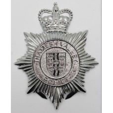 Thames Valley Police Helmet Plate - Queen's Crown