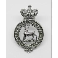 Hertfordshire Constabulary Cap Badge