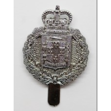 Jamaica Police Cap Badge - Queen's Crown