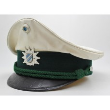 Germany Bavaria State Traffic Police Peak Cap