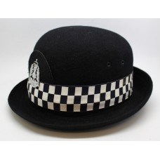 Scottish Police Forces Ladies Bowler Hat