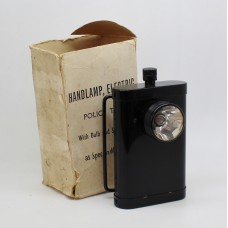 Police Electric Handlamp with box