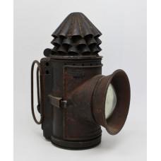 Police 'Bullseye' Lantern - Victorian - Hiatt & Co