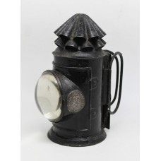 Victorian H. Loveridge & Co. Hughes Patent Police Lantern