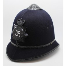 Bedfordshire Constabulary Police Night Helmet