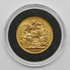 1926 SA George V 22ct Gold Full Sovereign Coin (Pretoria Mint)