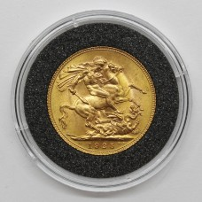 1925 George V 22ct Gold Full Sovereign Coin